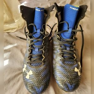 Under Armour Football Cleats 9.5